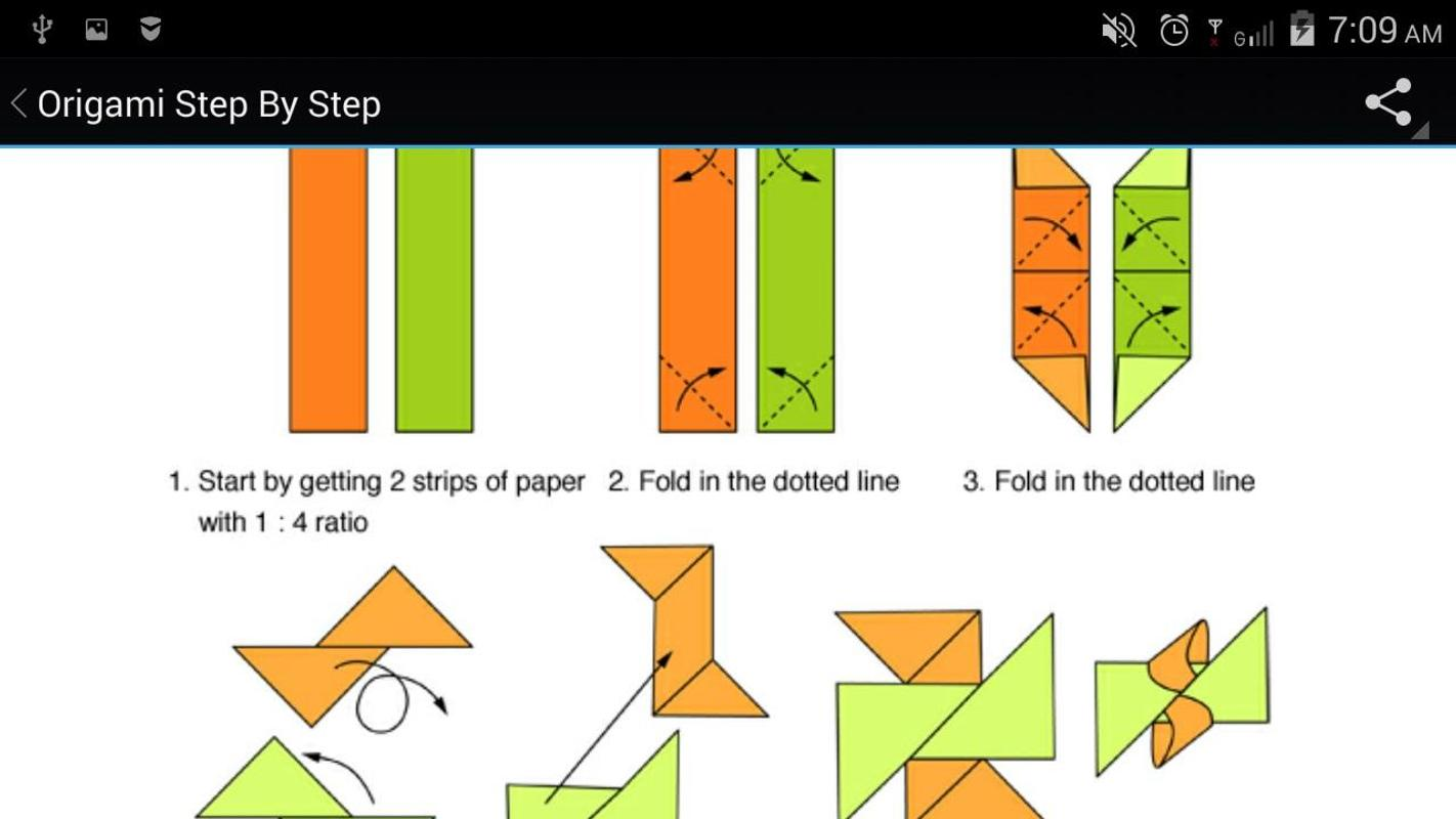 Origami Step By Step APK Download - Free Lifestyle APP for ... - photo#29