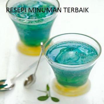 Resepi Minuman Terbaik poster
