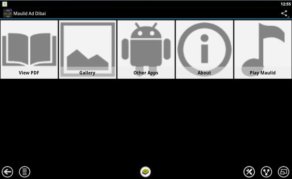 Maulid Ad-Diba'i Mp3 apk screenshot