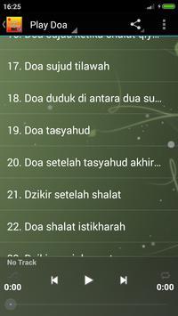 Doa Sehari hari Lengkap Mp3 apk screenshot