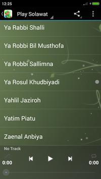 Sholawat Wafiq Azizah Mp3 apk screenshot