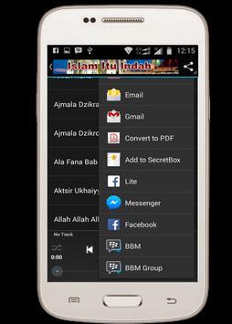 Islam Itu Indah apk screenshot