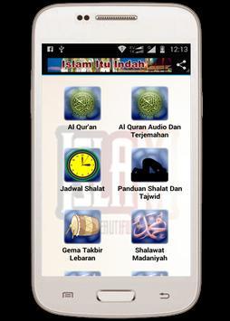 Islam Itu Indah poster