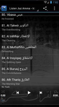 Idris Abkar - Juz Amma MP3 apk screenshot