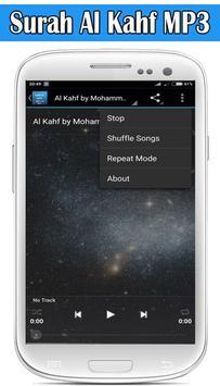 Surah Al Kahf MP3 apk screenshot