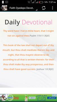 Daily Devotionals poster