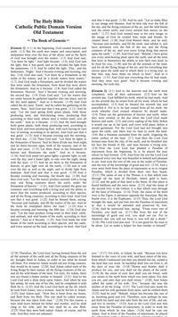 Catholic Bible for Study Free apk screenshot