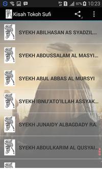 Kitab Kisah Tokoh Sufi poster