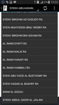 Kitab Kisah Tokoh Sufi apk screenshot