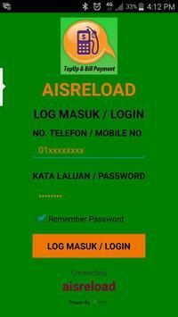 AISRELOAD apk screenshot