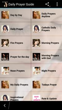 Daily Prayer Guide poster