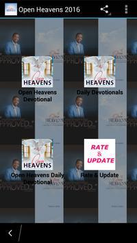 Open Heavens 2016 apk screenshot