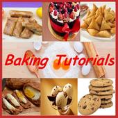 Baking Tutorials & Recipes icon