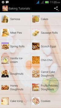 Baking Tutorials & Recipes poster