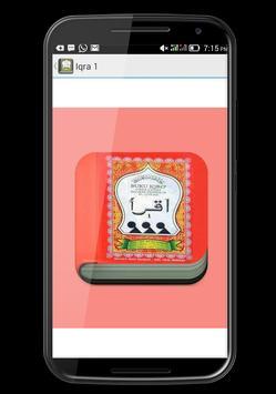 Buku IQRA' 1 2 3 4 5 6 Lengkap apk screenshot