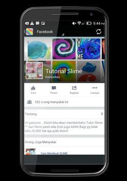 Cara Membuat Slime apk screenshot