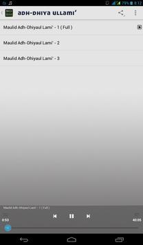 adhiya ullami' text and audio apk screenshot