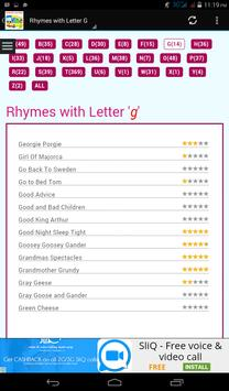 Nursery Rhymes apk screenshot
