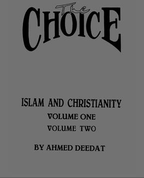 Choice by Sheik Ahmed Deedat apk screenshot