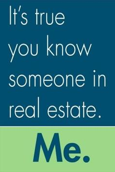 Find A Real Estate Agent poster