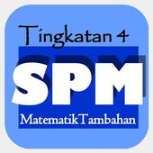 SPM Matematik Tambahan Ting 4 icon