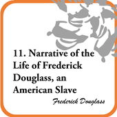 Narrative of Frederick Douglas icon