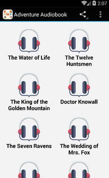 Adventure Audiobook poster