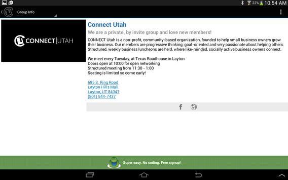 Connect Utah apk screenshot