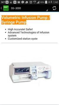 Infusion & Syringe Pumps apk screenshot