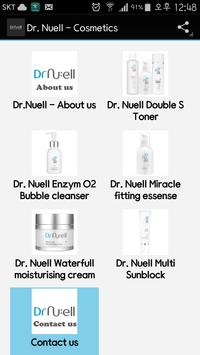 Dr. Nuell Cosmetics poster
