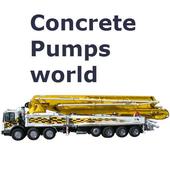 Sell Concrete Pumps icon