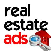 Real Estate Ads - Search App icon