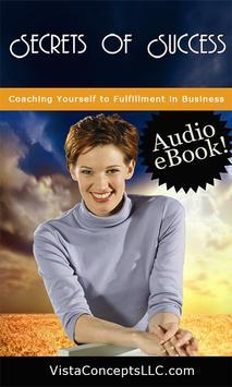 Secrets of Success Audio Book poster