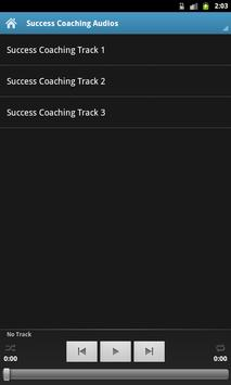 Secrets of Success Audio Book apk screenshot