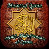 Murottal Abdul Muhsin al-Qasim icon