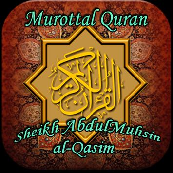 Murottal Abdul Muhsin al-Qasim apk screenshot