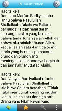 Bulugul Maram (Malay) apk screenshot