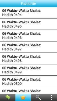 Sunan an Nasai Malay apk screenshot