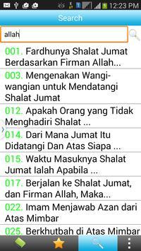 Sahih Al-Bukhari (Indonesian) apk screenshot