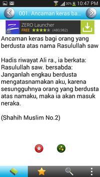 Sahih Muslim (Melayu) apk screenshot