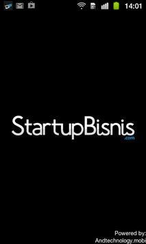 StartupBisnis poster