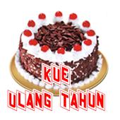 Aneka Jenis Kue Ulang Tahun icon