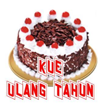 Aneka Jenis Kue Ulang Tahun poster