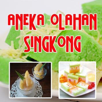 Aneka Olahan Singkong 1001 poster