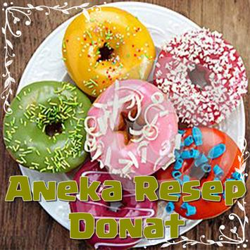 Assorted Donuts Recipe poster