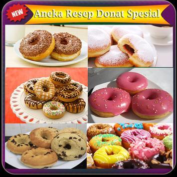 Aneka Resep Donat Spesial poster