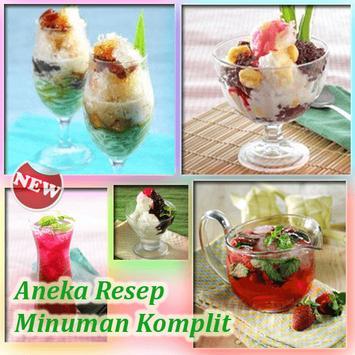 Aneka Resep Minuman Komplit poster