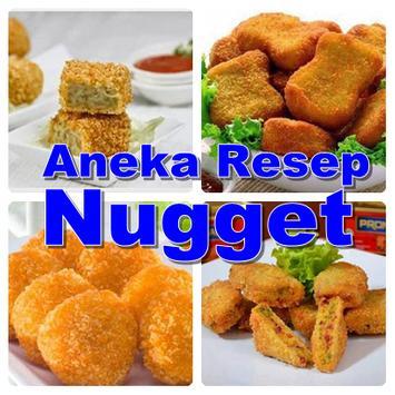 Aneka Resep Nugget poster