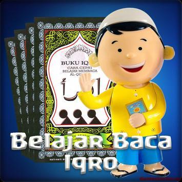 Belajar Baca Iqro poster