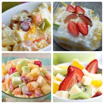 Aneka Resep Salad Buah apk screenshot